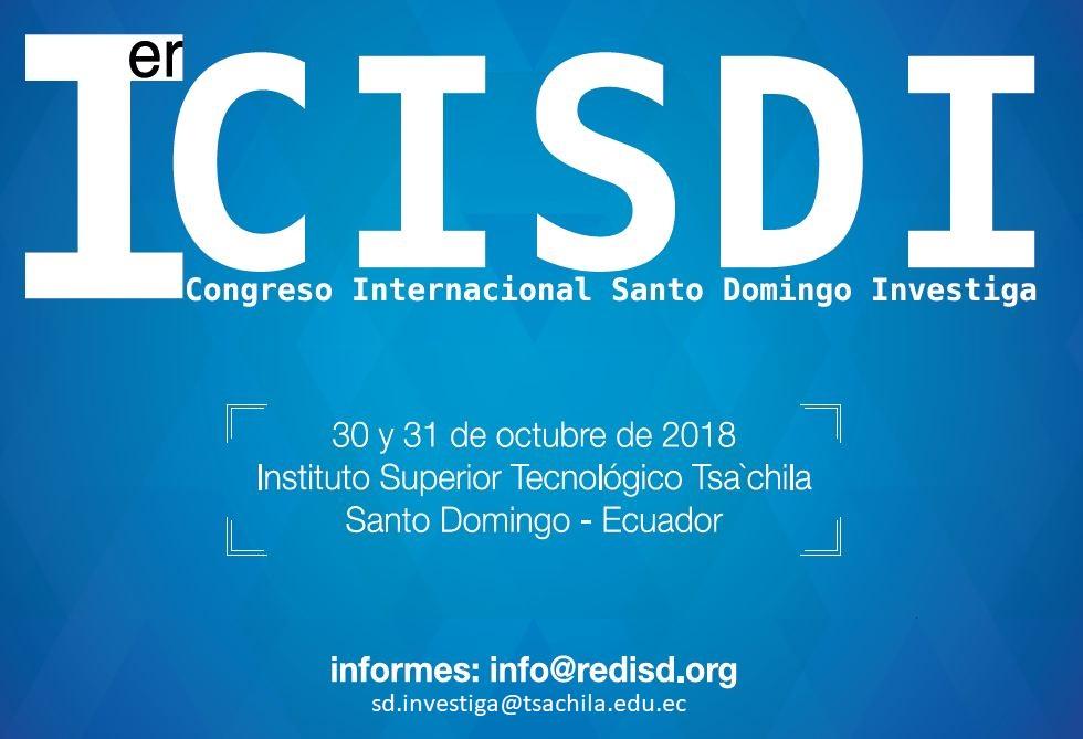 Congreso de Ciencia y Tecnología Santo Domingo